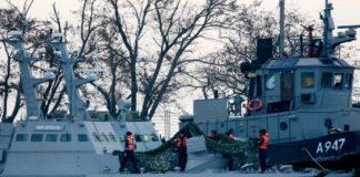 Україна відреагувала на пропажу захоплених Росією броньованих катерів - today.ua