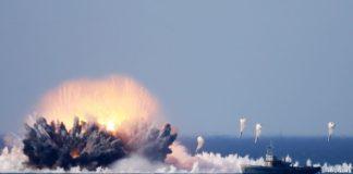 В окупованому Криму російські військові відпрацьовують ракетні удари по кораблям - today.ua