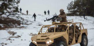 Українські військові випробували сучасний армійський багі - today.ua