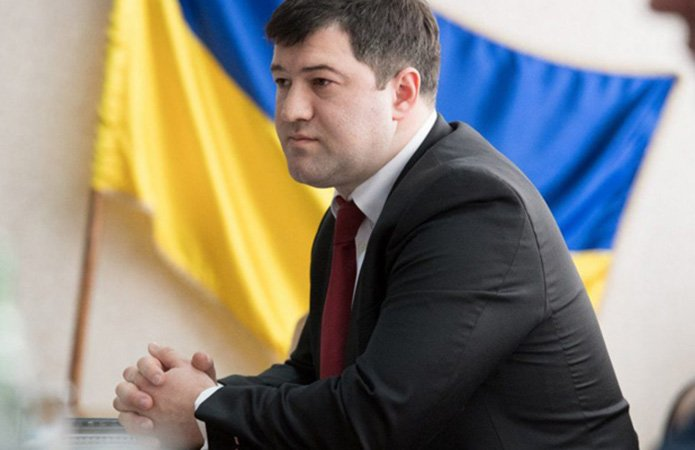 Насиров відновлений судом на посаді глави ДФС України - today.ua