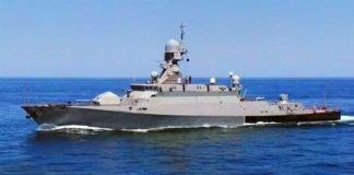 Росія направила до окупованого Криму корабель з високоточним ракетним озброєнням - today.ua
