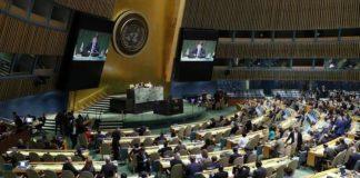 Генасамблея ООН ухвалила резолюцію щодо порушення прав людини в анексованому Криму - today.ua