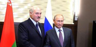Переговори Путіна і Лукашенка: про що говорили президенти країн - today.ua