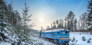 """""""Укрзалізниця"""" призначила вже 29 """"святкових"""" додаткових поїздів - today.ua"""