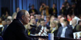 Открытие движения по Крымскому мосту: Путин назвал главное достижение России за год - today.ua