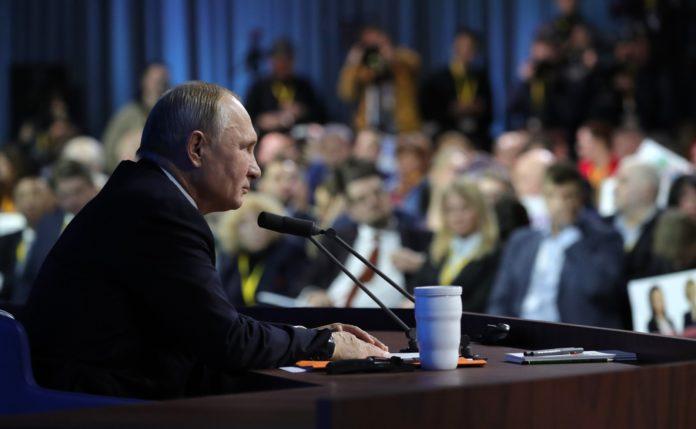 Відкриття руху по Кримському мосту: Путін назвав головне досягнення Росії за рік - today.ua