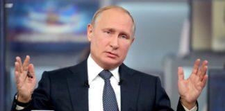 Путін пояснив, чому не відповідає на телефонні дзвінки Порошенка - today.ua