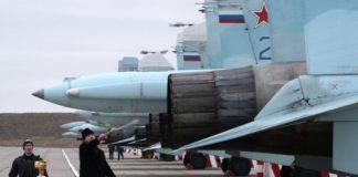 Россия перебросила в Крым истребители - today.ua