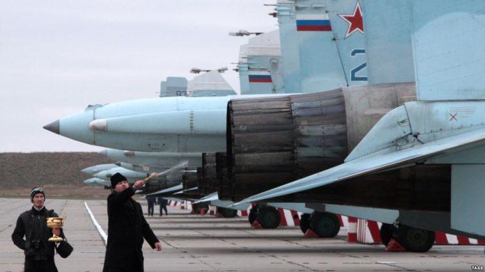 Росія перекинула до Криму винищувачі - today.ua