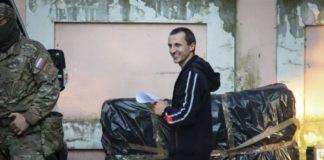 Росіяни перевели кримського активіста до психлікарні - today.ua