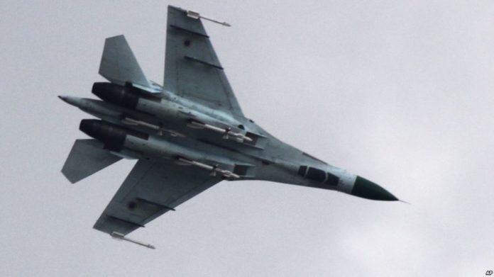 Авиакатастрофа военного самолета Су-27: известно имя погибшего пилота - today.ua