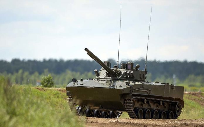 Порошенко рассказал, сколько российских военных и техники сосредоточено вдоль украинской границы - today.ua
