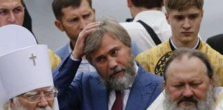 Нардепи вимагають скасувати Томос - today.ua