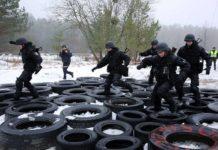 Силовики МВС провели наймасштабніші тактичні навчання - today.ua
