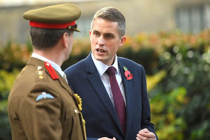 В России обвинили Великобританию в подстрекательстве Украины к военным провокациям - today.ua