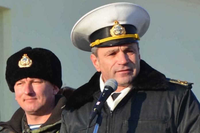 Глава ВМС України запропонував себе в обмін на 24 затриманих РФ моряків - today.ua