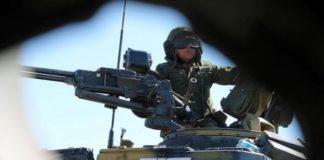 Російські регулярні війська на Донбасі: штаб ООС назвав чисельність - today.ua