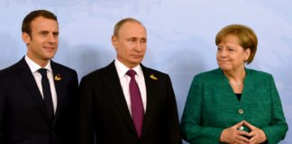 Путін розкрив Меркель та Макрону схему конфлікту в Керченській протоці - today.ua