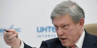 """""""Росія підійшла впритул до повномасштабної відкритої війни з Україною"""", - лідер партії """"Яблуко"""" - today.ua"""