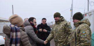 На Донбас прибула делегація ЄС - today.ua