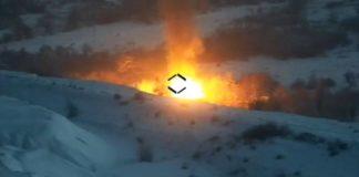Украинские военные уничтожили технику боевиков на Донбассе - today.ua