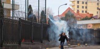 Під російським консульством в Одесі вдруге за день затримали одного і того ж активіста - today.ua