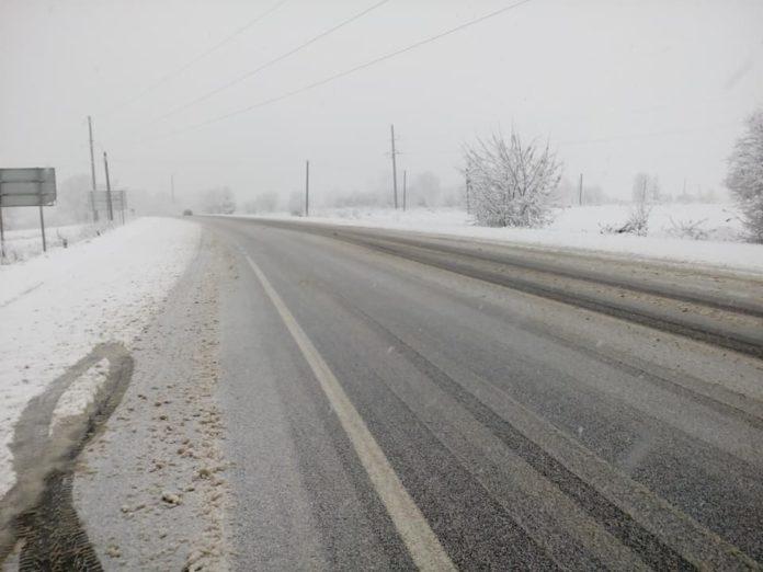 """В &quotУкравтодоре"""" сообщают о &quotжелтом"""" уровне опасности на дорогах - today.ua"""