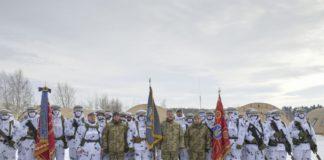 Затверджено символіку і девіз для спецпризначенців ЗСУ - today.ua