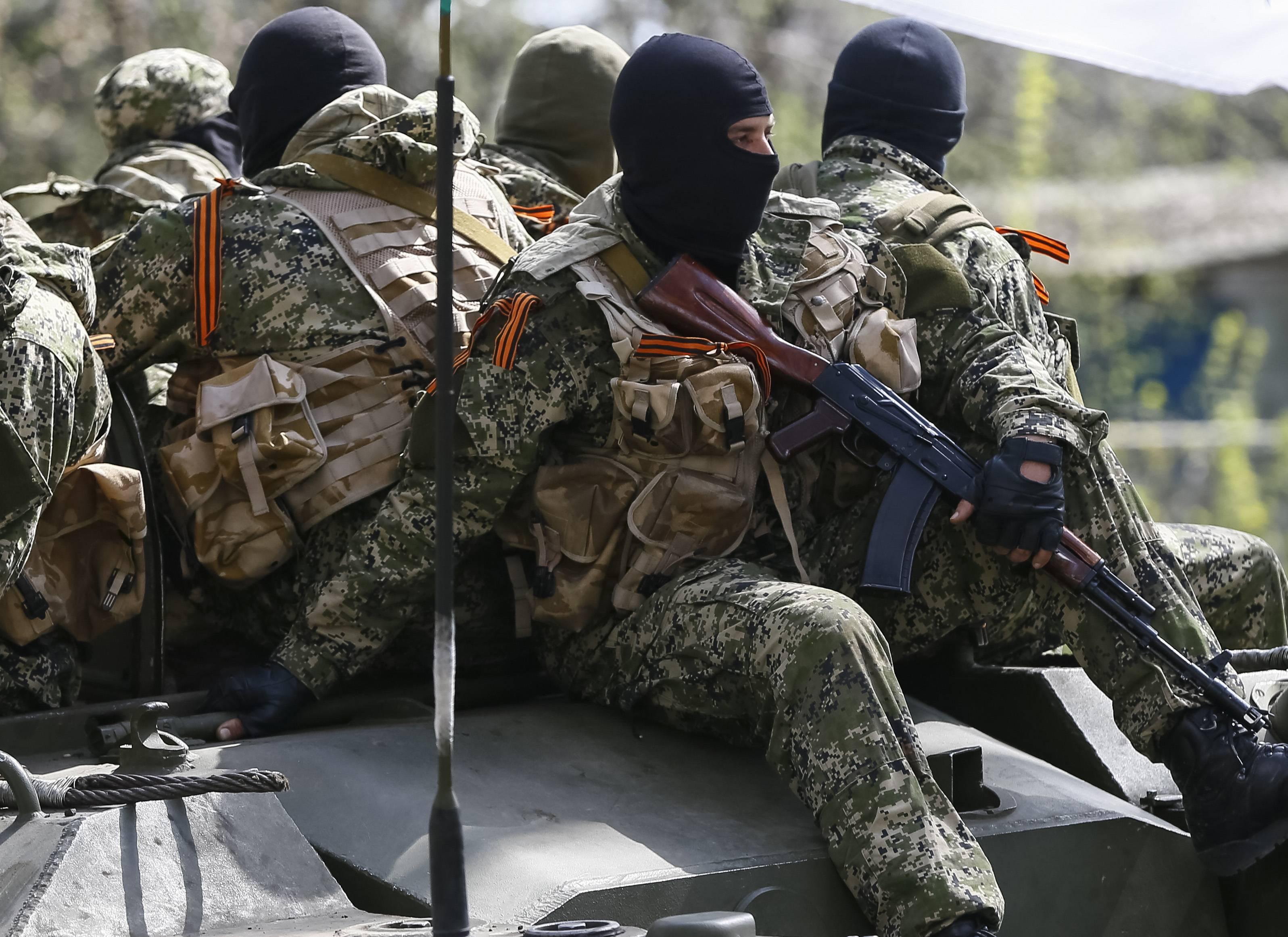 Россия перебросила на Донбасс крупную партию тяжелого вооружения - today.ua
