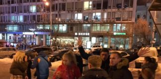 """Футбольные фанаты провели """"воспитательную беседу"""" с подростками, которые нападали на людей в Киеве - today.ua"""