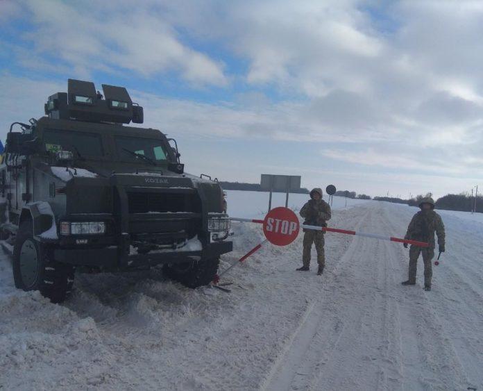 На сході України посилюють охорону кордону - today.ua
