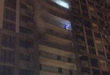 У Києві горіла багатоповерхівка: евакуйовано 43 людини - today.ua