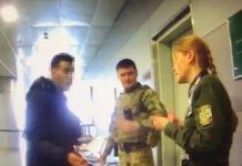 """В """"Борисполе"""" марокканец напал на украинского пограничника - today.ua"""