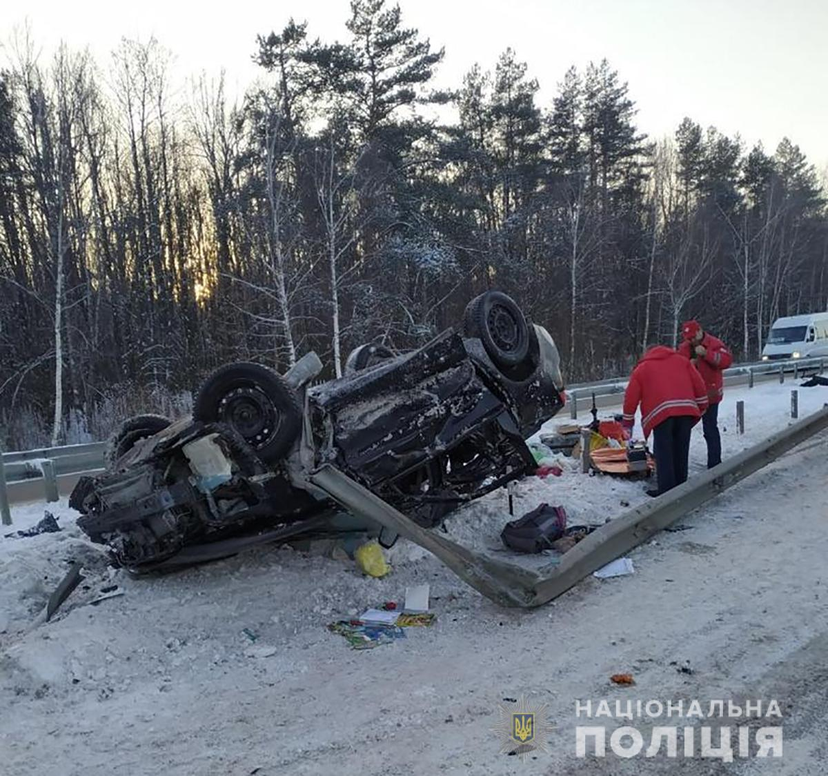 В Житомирской области произошло страшное ДТП: погибла женщина, пострадали двое маленьких детей - today.ua
