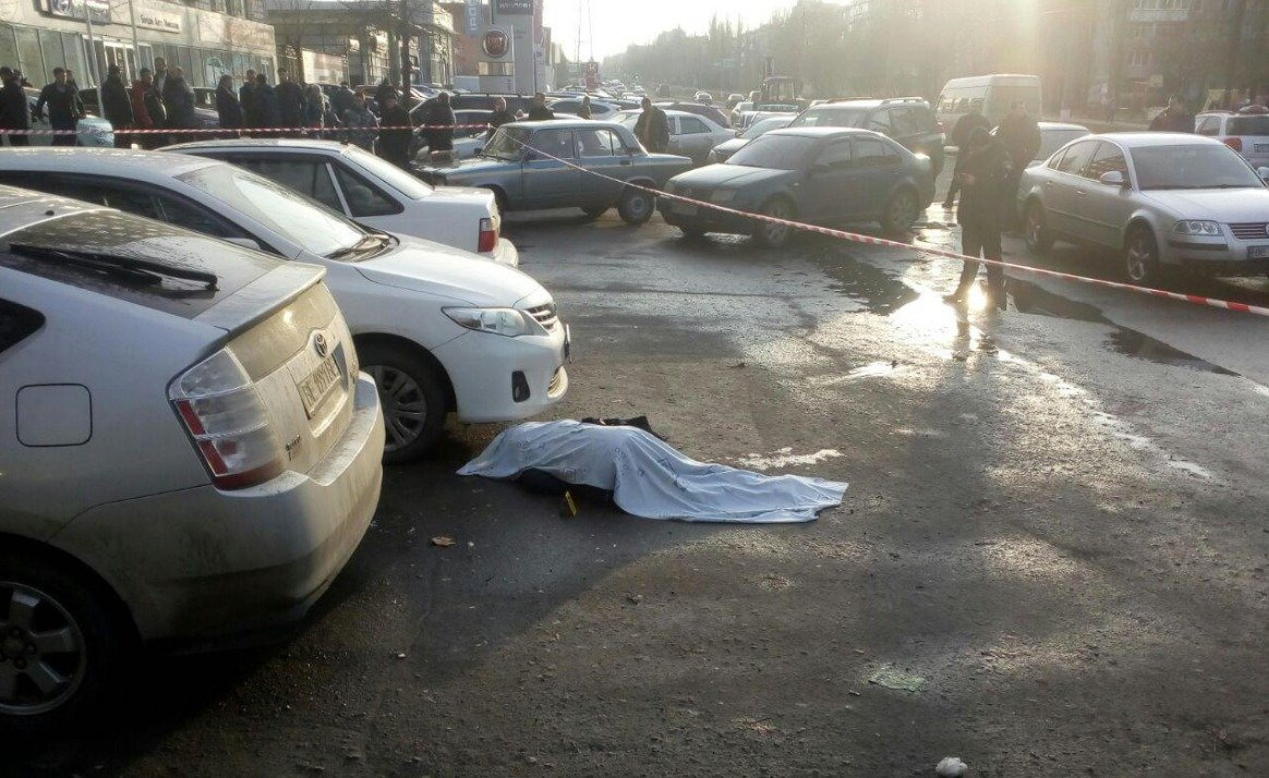 Подружжя у Миколаєві розстріляв їхній родич, - ЗМІ - today.ua