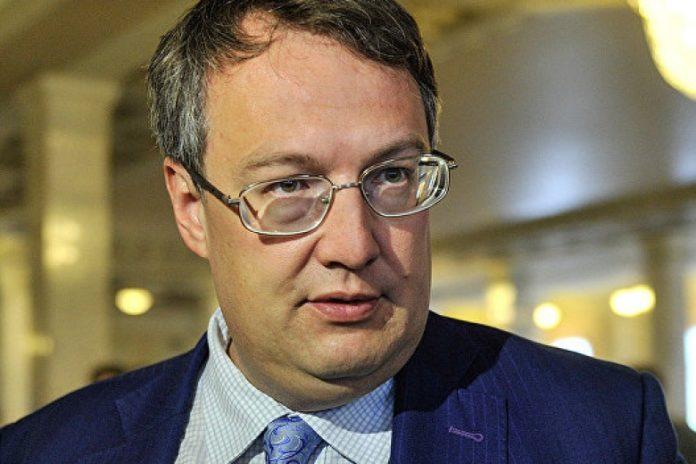 Антон Геращенко 13 разів редагував допис про ДТП з Кулебою - today.ua