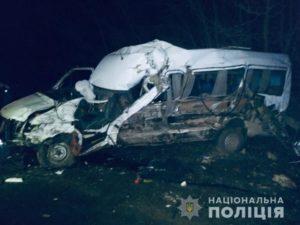 В Одесской области в ДТП погибли двое полицейских