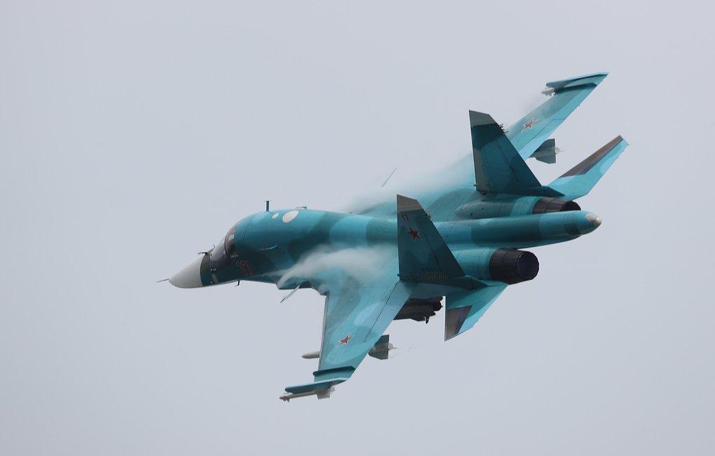 Столкновение самолетов Су-34 в России: найдены тела двух пилотов  - today.ua