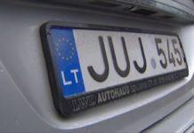 """Мін'юст передав військовим та поліцейським конфісковані """"євробляхи"""" - today.ua"""