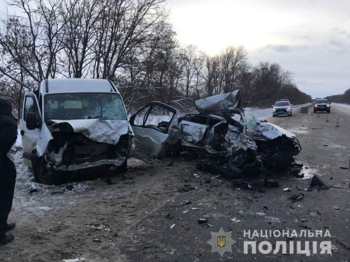 На Харківщині відбулась страшна ДТП: 4 загиблих і 11 постраждалих - today.ua