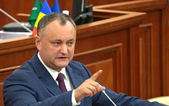 Санкції Росії проти України вдарили по Молдові, - Додон - today.ua