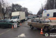 "ДТП за участю ""євробляхера"": троє маленьких дітей отримали травми - today.ua"