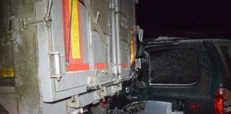 Генерал ВСУ попал в ДТП из-за гололеда: подробности аварии - today.ua
