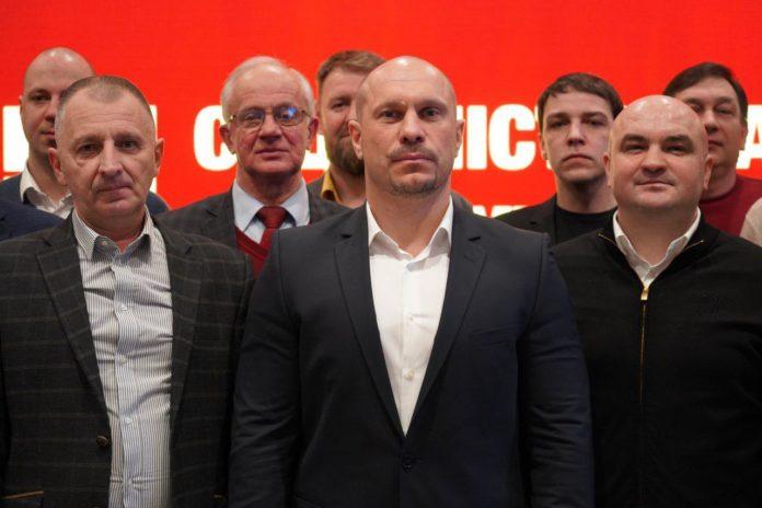Социалисты выдвинули своего кандидата на пост президента Украины - today.ua