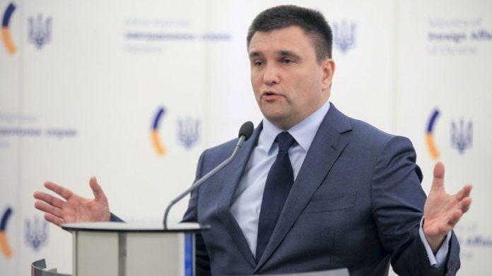 Климкин обнародовал список стран, в которых нет послов Украины - today.ua