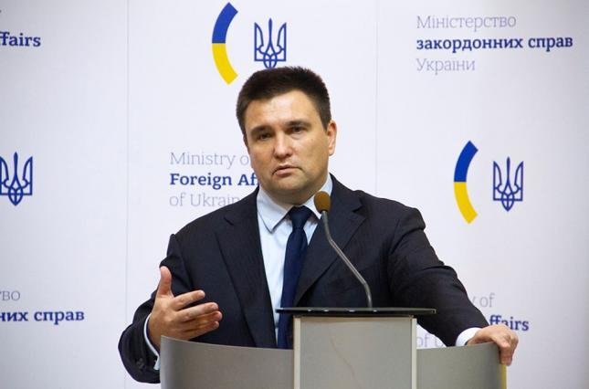 Клімкін зробив заяву щодо допуску російських спостерігачів на президентські вибори - today.ua