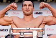 Повернення на ринг: у квітні Кличко проведе бій з британським боксером - today.ua