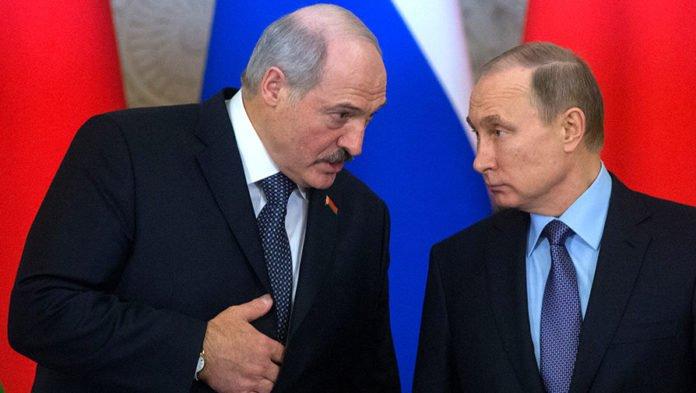 Лукашенко погрожує Путіну розірвати союз з Росією - today.ua