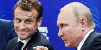 """Переговори Путіна і Макрона: про що говорили президенти країн"""" - today.ua"""