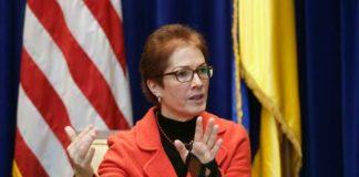 Посол Йованович рассказала, кого США поддержат на президентских выборах в Украине - today.ua